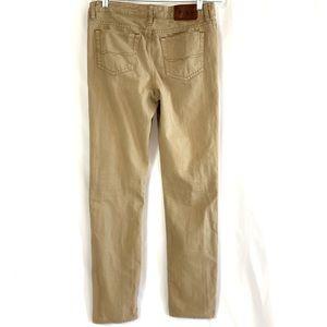 Polo by Ralph Lauren Cotton Khaki Jeans